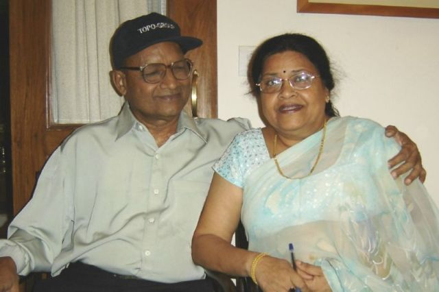17.SC Rastogi and Vijaya Laxmi, Lucknow