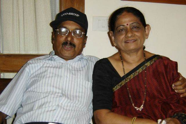 22.HN Bhargava and Manju, Lucknow