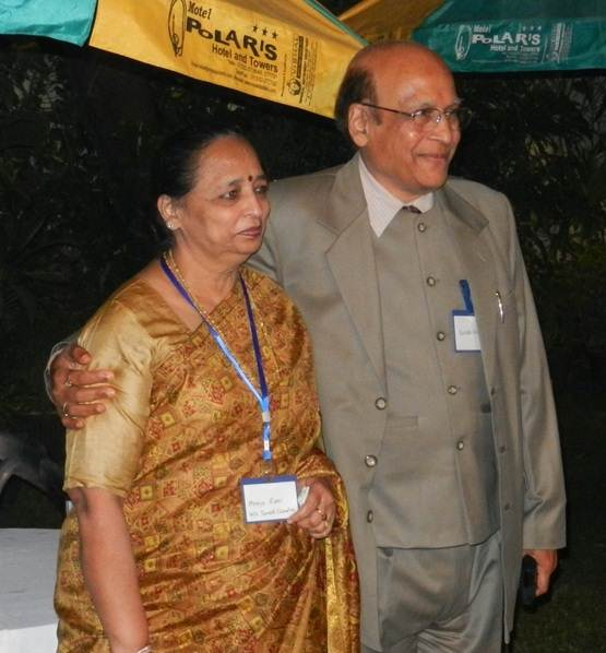 84.Suresh Chandra and Manju Rani